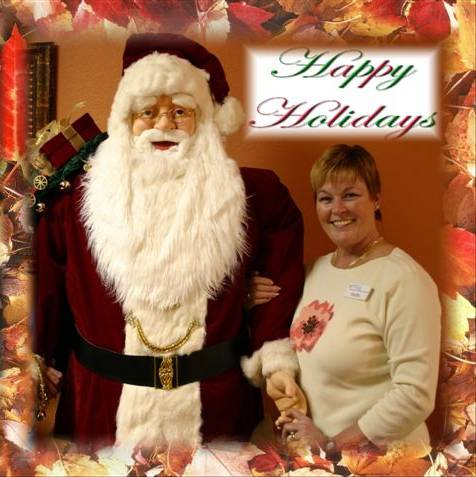 Happy Healthy Hollidays from all of us at Anne Penman Reiki Las Vegas