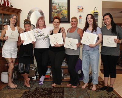 Anyone can learn at the Reiki Hut Las Vegas